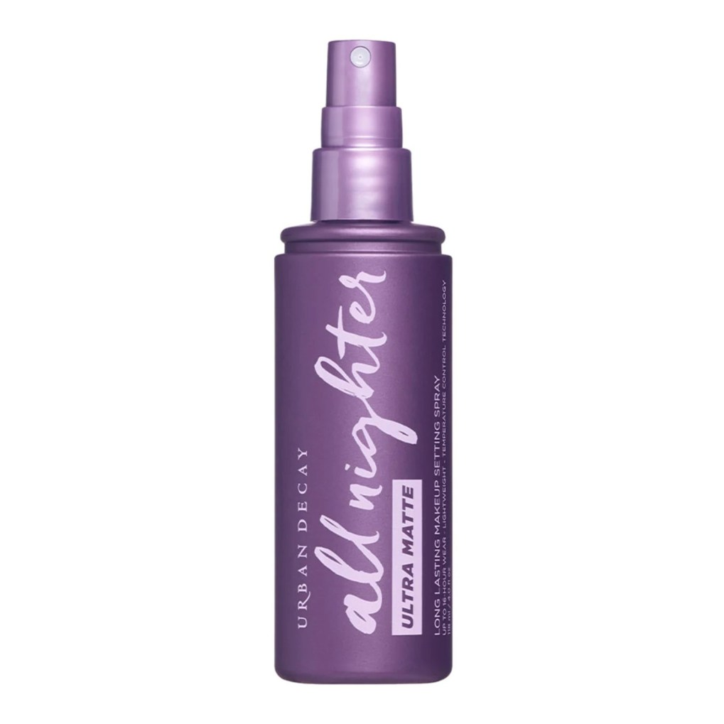 Spray ultra-mate fijador de maquillaje de Urban Decay