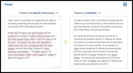Traductor Deepl Ts