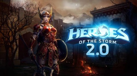 Heroes Of The Storm 2 0