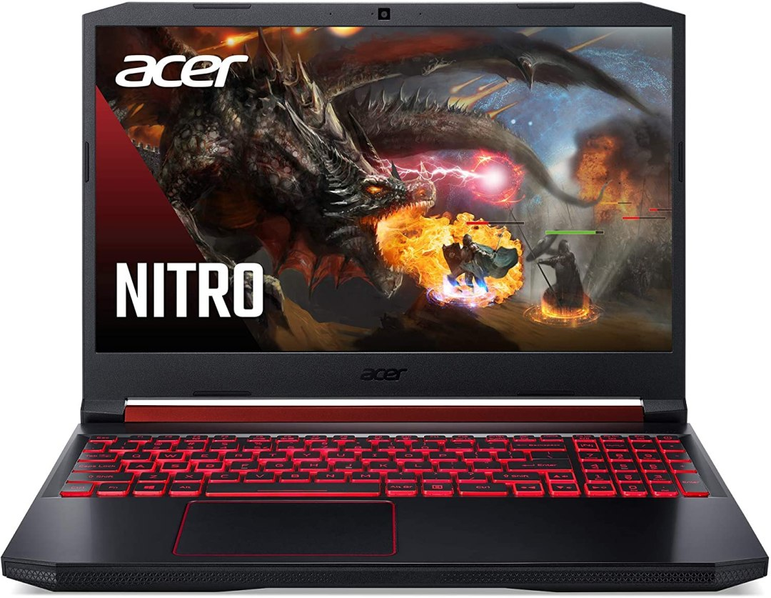 Acer Nitro 5 AN515-55-7075 Intel Core i7-10750H/16GB/512GB SSD/GTX 1650/15.6""