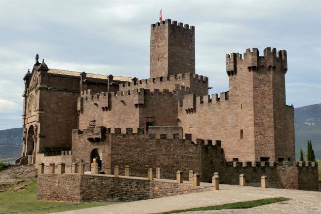 Castillo de Javier, Navarra - Turismo en Navarra