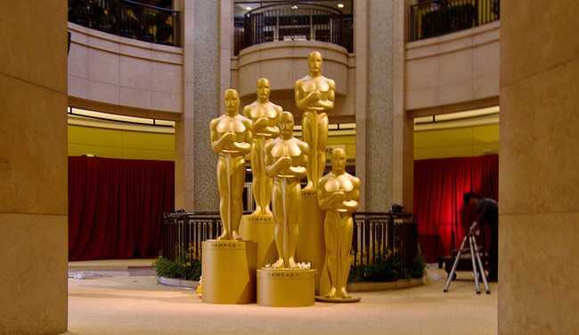Premios Oscar 2018 Ceremonia Alfrombra Roja
