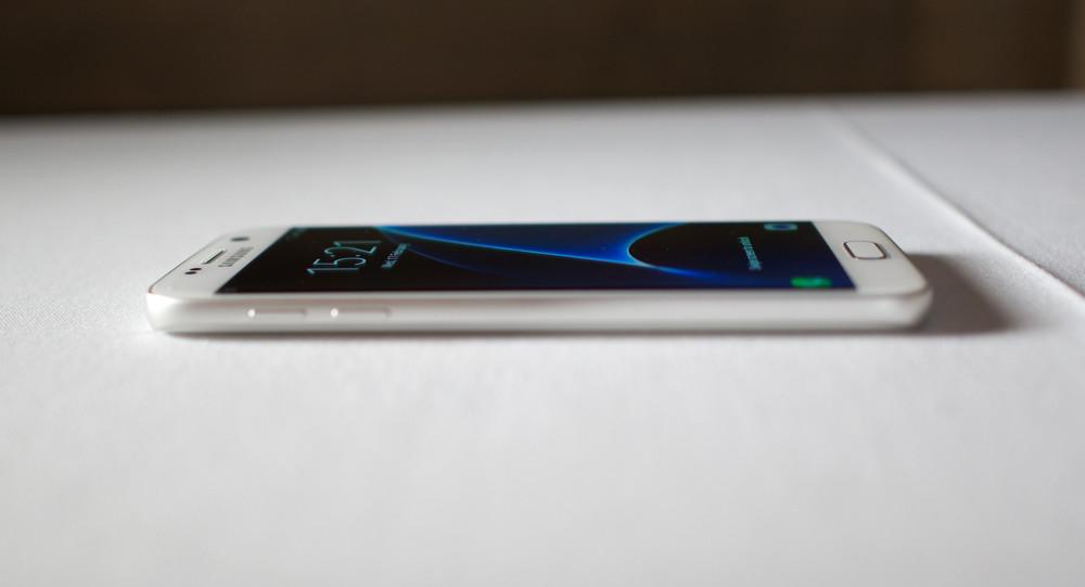 Galaxy S7 Diseno