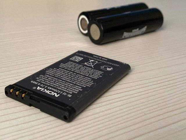 Las baterías de ion-litio, presentes en todos los móviles, se llevan el Premio Nobel de Química 2019