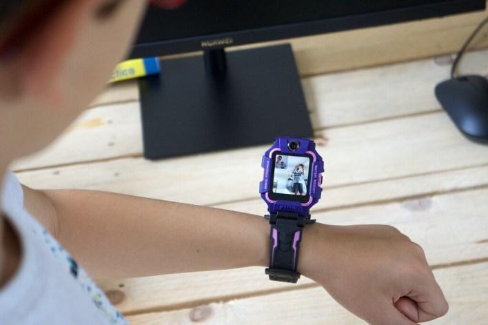 immo Watch Phone Z6, análisis: la doble cámara retráctil de este reloj para niños es un acierto para las videollamadas