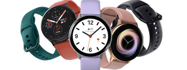 El Samsung Galaxy Watch Active2 frente al Apple Watch Series 4, Huawei Watch GT Active y el resto de sus rivales
