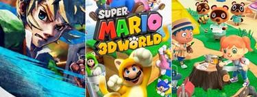 Catálogo para hoy, hambre para mañana: Nintendo lanza sin parar remakes y secuelas, y no está claro si es un buen plan
