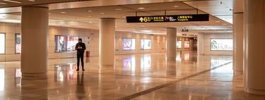 'One person city', retratando la solitaria ciudad de Shangai azotada por el (tristemente) famoso coronavirus