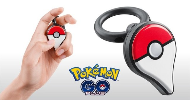 El anillo Pokémon GO Plus, el actual accesorio para arrestar Pokémons y visitar paradas
