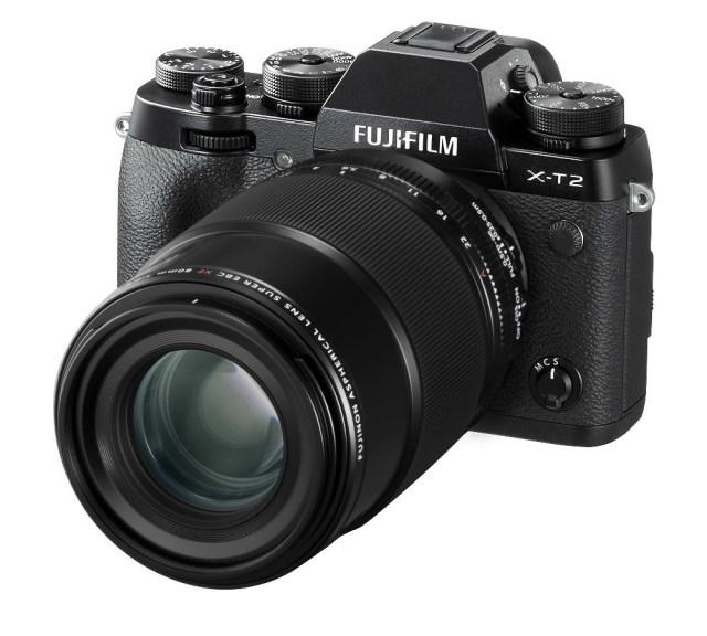 Fujinon Xf80mmf2 8macro X T2