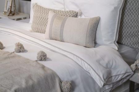 Renovando el dormitorio con fibras naturales Llegan las
