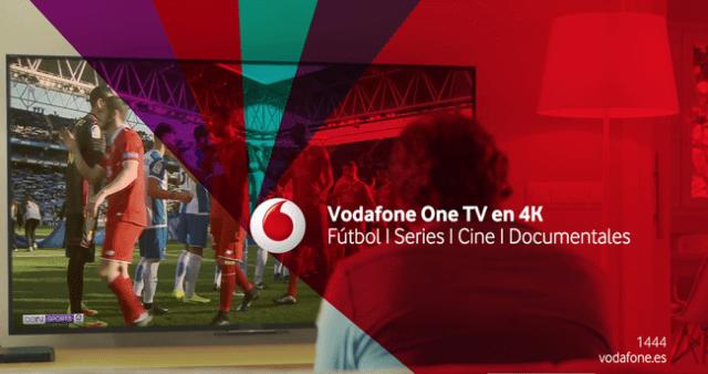 Vodafone Futbol 4k