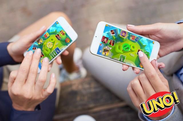 Los mejores games multiplayer para echar partidas rápidas con familia y amigos para iOS℗ y Android