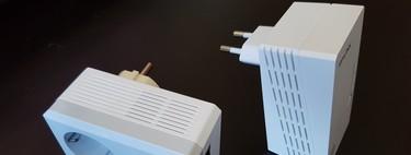 Cómo aumentar la cobertura de tu WiFi en casa empleando unos PLC