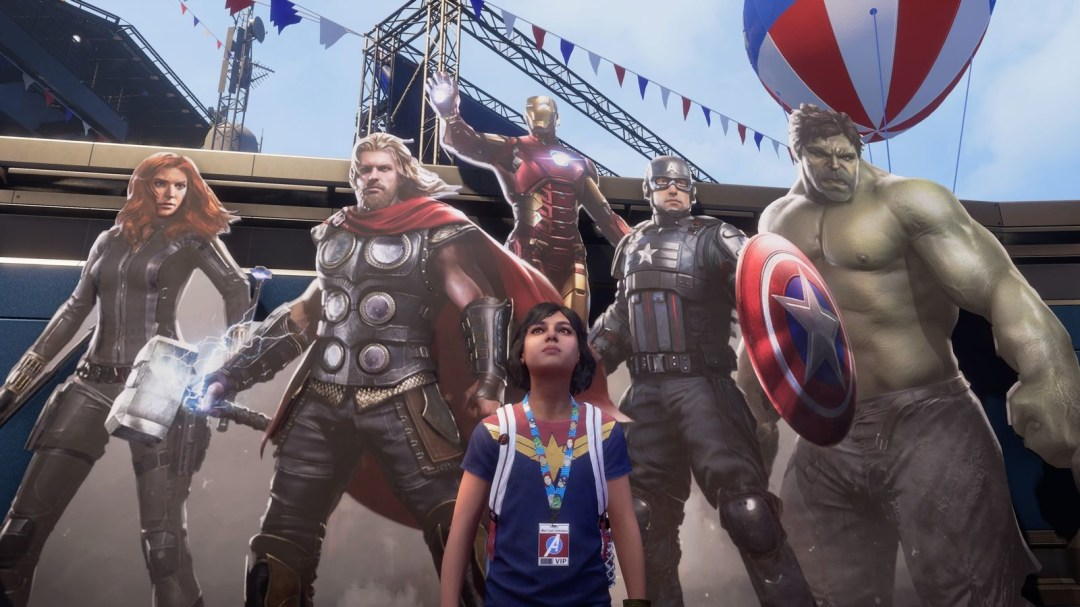 Marvels Avengers, análisis: review con tráiler, precio y experiencia de  juego para PS4, Xbox One, Steam y Stadia