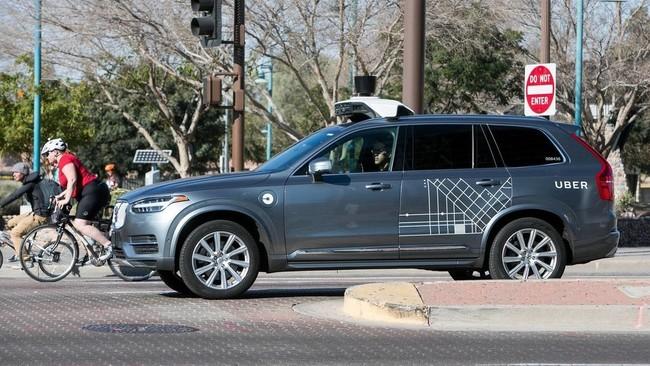 Permalink to El coche autónomo de Uber no identificó al peatón que mató, ni tampoco frenó según un informe preliminar