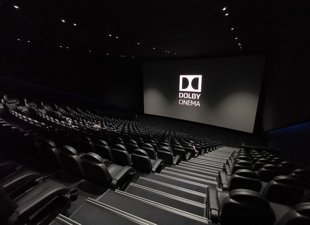Así es por dentro Dolby Cinema, el presente y futuro de las salas de cine: 4K, sonido envolvente y una destreza visual impactante
