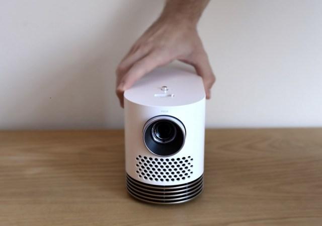 Ydray Hf80j, un proyector de LG verdaderamente sólido y potente