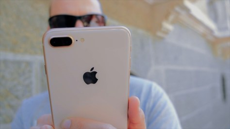Prueba del iPhone 8 Plus en Xataka