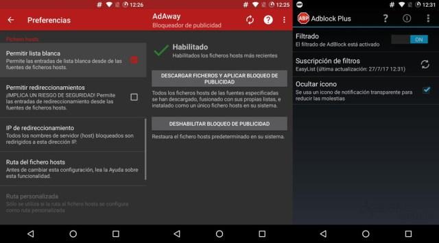 Bloquear Anuncios Android