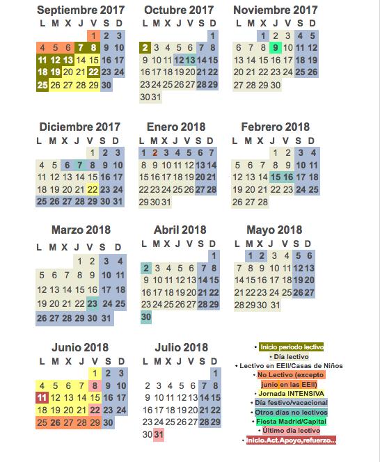 calendario-esolar-comunidad-de-madrid