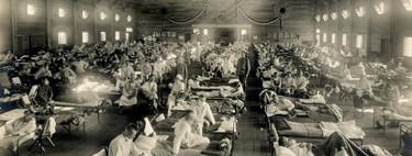 """Las mareantes cifras de la """"gripe española"""", la última gran pandemia que arrasó el mundo"""