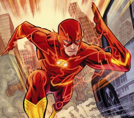 Flash El Comic 1