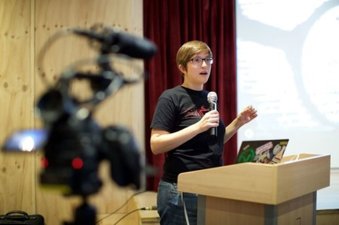 Julia Reda At The Creative Commons Global Summit 2015 22211559806