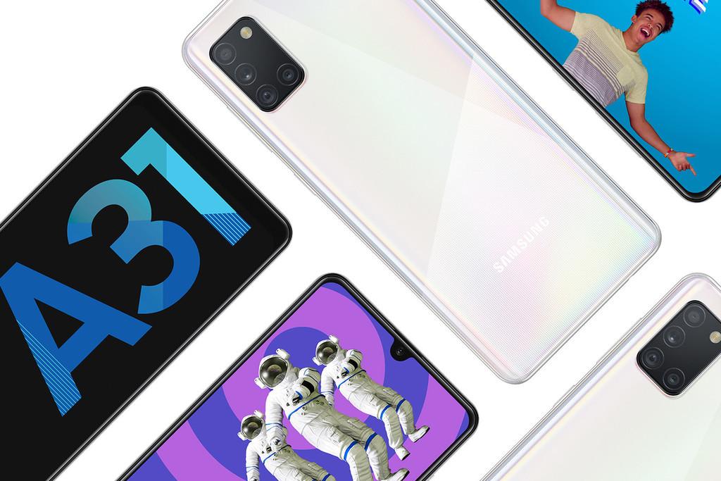 El Samsung Galaxy A31 llega a España: éstos son su precio y disponibilidad oficiales