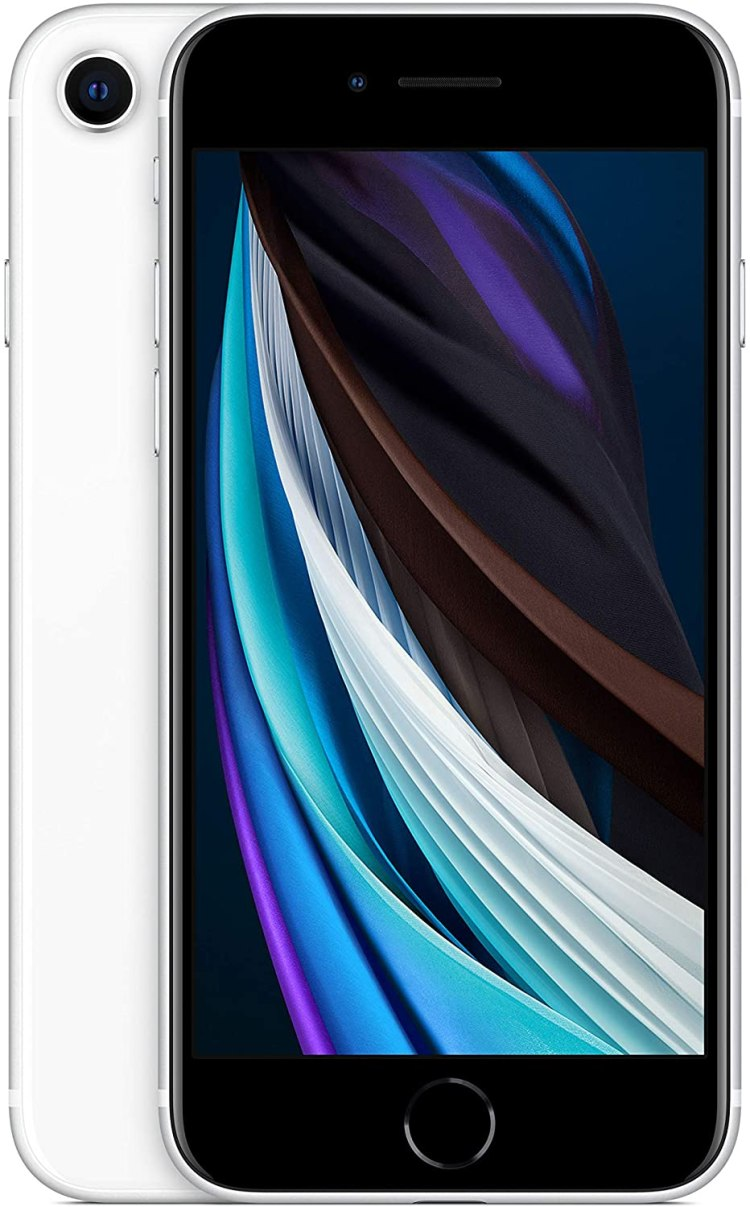 The 256 GB iPhone SE with headphones and charger is discounted on Amazon to its historical minimum price: 527.20 euros