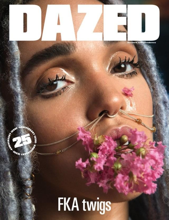 Dazed 25º Aniversario