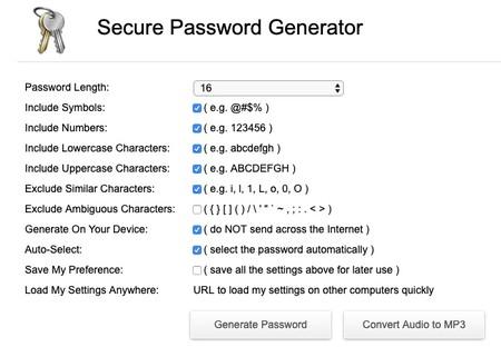 Strong Random Password Generator 2