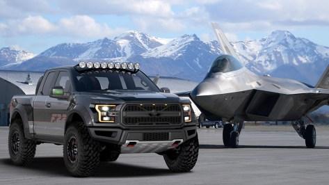 Ford F 150 Raptor 1