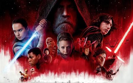 Resultado de imagen de Star Wars: Episodio VIII - Los últimos Jedi
