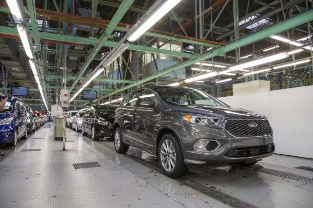 Ford Almussafes