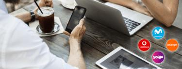 Más gigas ilimitados y 5G: así son las nuevas tarifas de fibra y terminal de Movistar, Vodafone, Orange℗ y Yoigo℗ en 2021