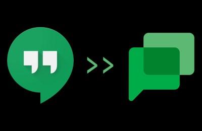 La vista previa de Google Chat comienza a llegar a algunos usuarios del clásico Hangouts