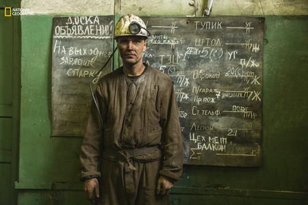 Arctic Coal Miner