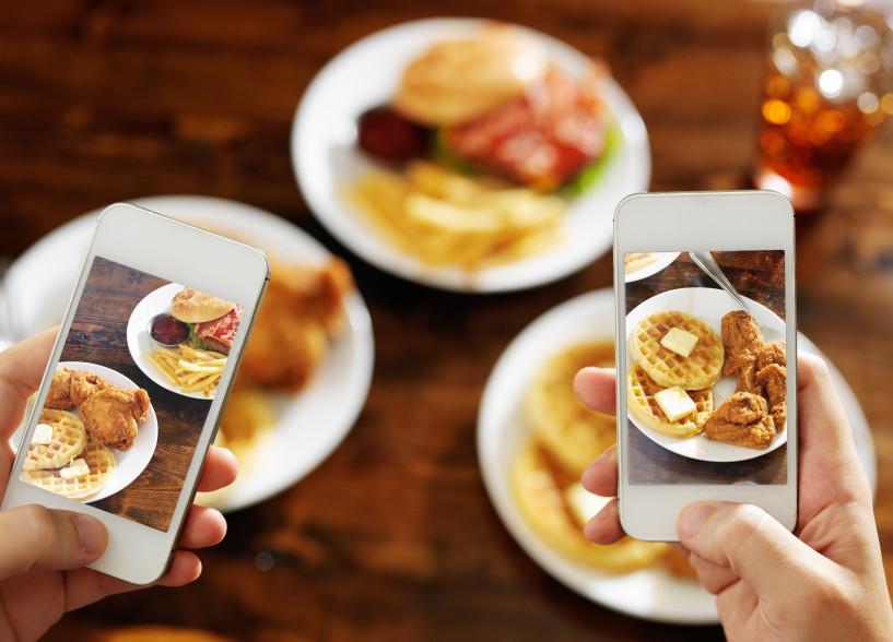 Registrar lo que comemos favorece la pérdida de peso según un nuevo estudio