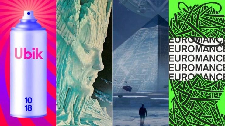 Los 21 mejores libros de ciencia ficción