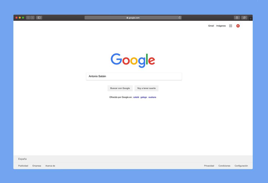 Permalink to No, no es posible saber cuando alguien busca tu nombre en Google