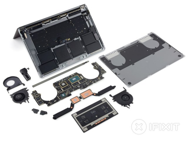 Ifixit Macbook Pro quince Pulgadas