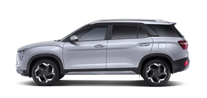 Hyundai Creta Grand Price Mexico 2