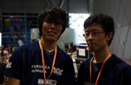 Robomaster Harimori Japones