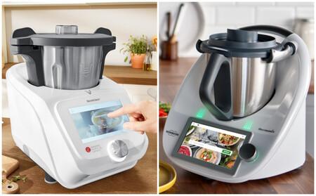 robot de cocina con monsieur cuisine