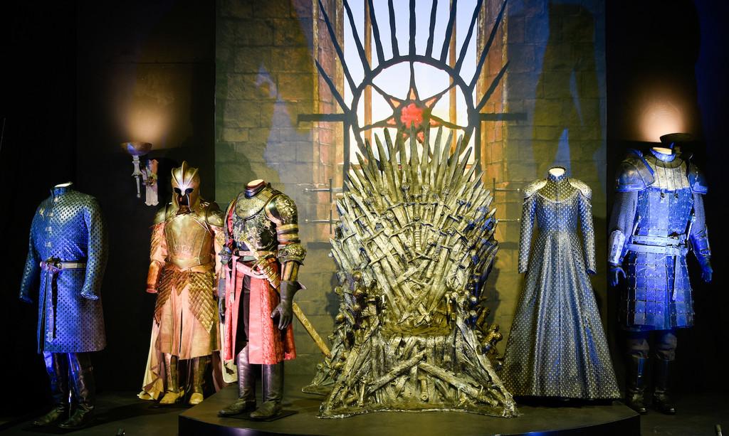 Los Siete Reinos a tu alcance: la exposición de
