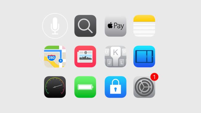 iOS 9 en iphone
