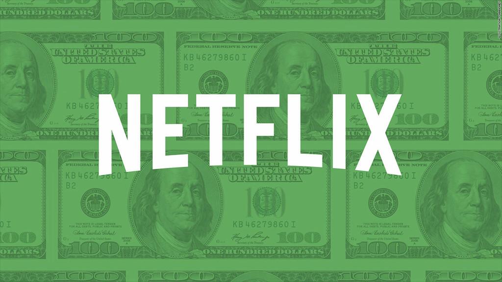 La competencia empuja a Netflix a recaudar 2.000 millones de dolares mas en deuda para generar contenido original adicional