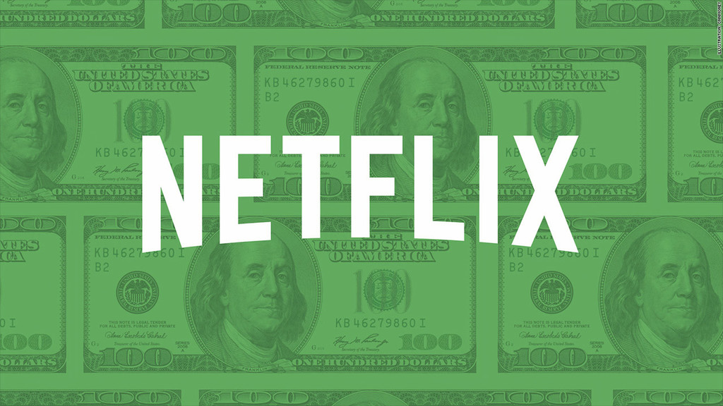 La competencia empuja a Netflix a recaudar 2.000 millones de dólares más en deuda para producir contenido original adicional