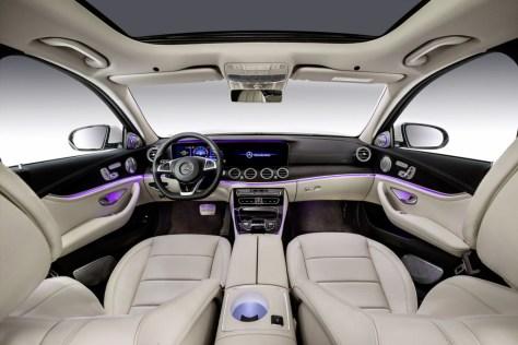 Mercedes Benz Clase E Lwb 170